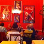pizzeria pulcinella Prague
