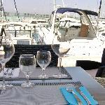 Idealement situé sur le port de Santa Lucia