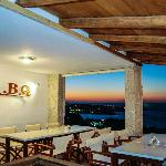 Spiros-Soula Family Hotel & Apartments-Restarant View