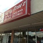 Betty Rose's Little Brisket 3362 Rebecca Lane Abilene, Texas