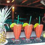 Spiros-Soula Family Hotel & Apartments-Pool bar
