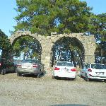 Aqueduct of Phaselis, arches from place to place 12 m high