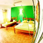 Rooms with A.C, Flat ScreenTv´s, WiFi, pirvate bathrooms