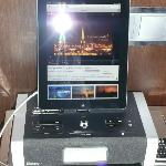 Great Ipad and dock for music
