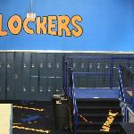 Free Lockers