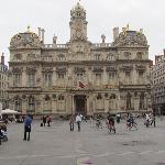 Hotel de Ville (Rathaus)