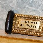 The room keys are very heavy, you leave them at the front whenever you leave