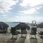 Captain Dulche's beach