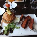 Beef Burger (flavorfully delish)