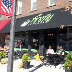 Street view of Firefly Cupcakes