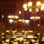 2nd level over restaurant