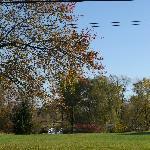 fall in Central Pennsylvania