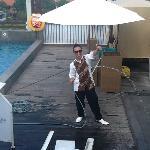 Oyke Poolside Staff