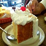Tres Leches...very good