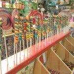 Lollipops galore!