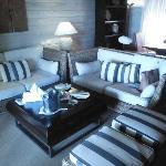 Living room Monarch Villa #1008