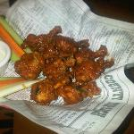 Alabama Hot Wing