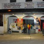 5D Movie & Scary House
