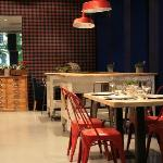Restauracja La Ibérica