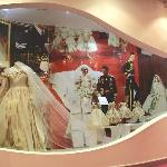 The Collection of Princess Diana at the Newbridge Silverware Museum of Style Icons