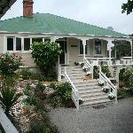 Villa Russell Heritage Building