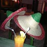 The obligatory sombreros!