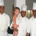 chef fernando and his merry men
