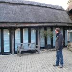 Tatched Barn - Nice rooms in converted outbuilding