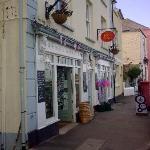 John's of Appledore - the shop