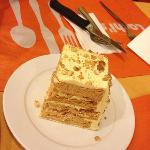 Durian sans rival is a must .