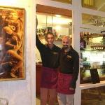Purvesh & Antar of Buddha Bar in Lido