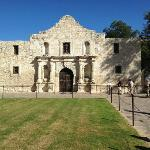 The Alamo within walking distance and it's a free.
