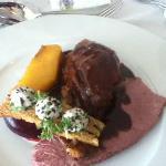 Restaurant Koch Foto