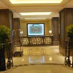 Reception area view 1