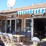coopers bar.best breakfast in town