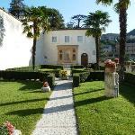 Palazzo Leti - italian garden