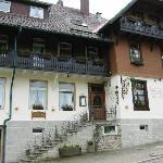 Das Restauran Zur Esche im Waldhotel Fehrenbach