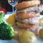 Medallions of Lancashire Pork Loin