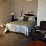 Hardly a cozy room