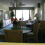 Our living room/dinning room