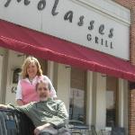 Owners, Karen Schopen & Chef Steve Schopen