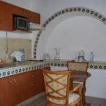 Kitchen in 407
