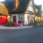 bar/restaurant  adjoining hotel