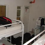 The 12 bedded dorm