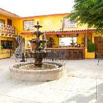 Hotel Hacienda Los Algodones Fountain