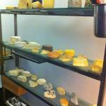 carrello formaggi