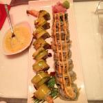 nice Japanese food