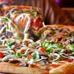 Cucci's Special Pizza