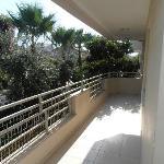 Room 20 front balcony