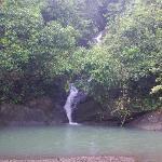 Salvacion Falls, just oustide Tacloban City, Leyte